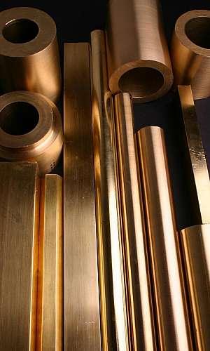 Barra redonda de bronze preço