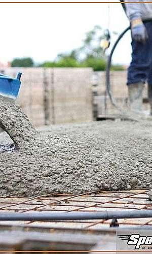 Bombeamento de concreto preço