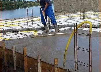 Fabrica de concreto para laje