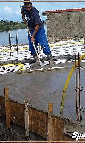 Preço do concreto usinado para laje